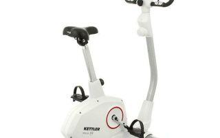ТОП-3 велотренажера Кетлер [Рейтинг]